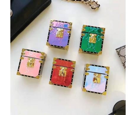 韓国風 Gucci Airpods proケース シンプル ファッション 新品 全機種対応イヤホンケース Lv Iphone12ケース