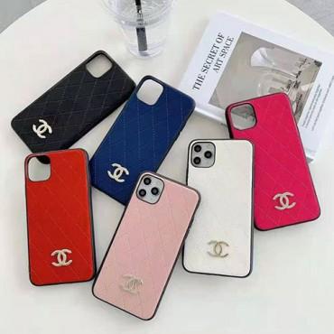 シャネルブランドiphone12/12mini/12pro/12pro maxケースファッション潮流iphone11/11pro max保護ケースChanel金具ロゴiphone x/xs/xs max/8/7plusカバー