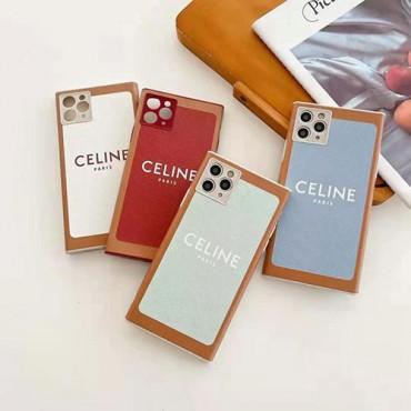 セリーヌブランドファッションiphone12/12pro max/12mini/12pro保護ケースレザー製おしゃれiphone11/11pro maxケースcelineシンプルiphone xr/xs/xs maxケースレディースiphone se2/8/7plusケース
