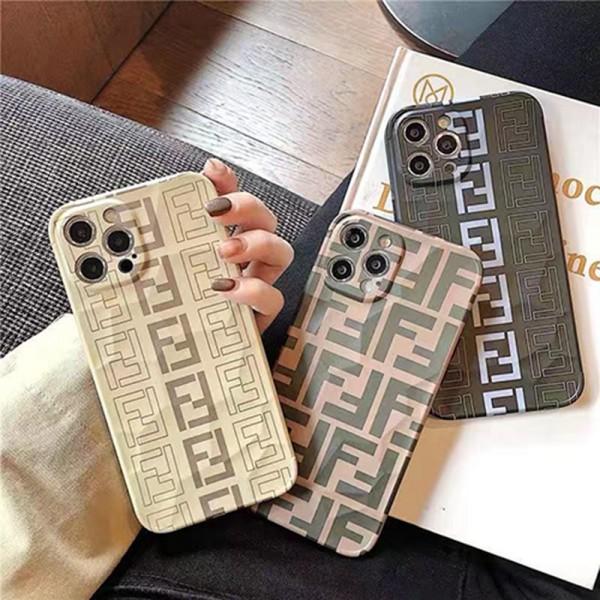 フェンディブランドiphone12/12pro/12mini/12pro maxケースユニークデザインiphone11/11pro maxケース男女兼用iphone x/xs/xr/xs max/11proケースファッション潮流iphone se2/8/7plusケース