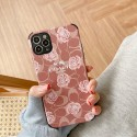 コーチおしゃれiphone12/12pro max/12pro/12miniケースブランドパロディ高級感iphone11/11pro maxケース全面保護ツバキ柄iphone x/xs/xr/xs maxケース激安iphone se2/8/7plusケース