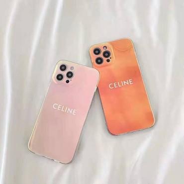 セリーヌブランドファッションiphone12/12pro max/12pro/12miniケース美しい光沢感 iphone11/11pro max/11 proケース耐衝撃 シンプルiphone x/xr/xs/xs maxケース激安iphone se2/8/7plusケース