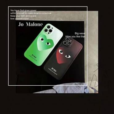 ハイブランドCDG個性iphone12/12pro max/12pro/12mini/13sケースファッションiphone11/11pro maxケース男女兼用iphone x/xr/xs/xs maxケース大人気iphone se2/8/7plusケース