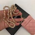 シャネルレディースファッションカートバッグブランドパロディChanel高品質 小物収納バッグストラップ付き携帯便利カード収納バッグ
