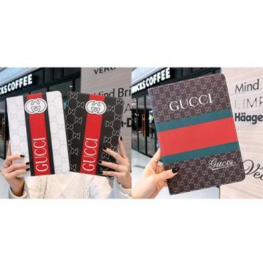 グッチブランドipad 2020保護カバー10.2インチファッション経典プリントipad air 3/4ケース10.5/1.9 inch全面保護 ipad mini 2/3/4/5カバーケース