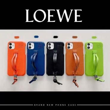 Loeweロエベファッションiphone13/13mini/13pro maxケースブランドパロディシンプルiphone13pro/12/12pro maxケースレディースメンズ人気iphone12pro/12mini/11/11pro maxケース