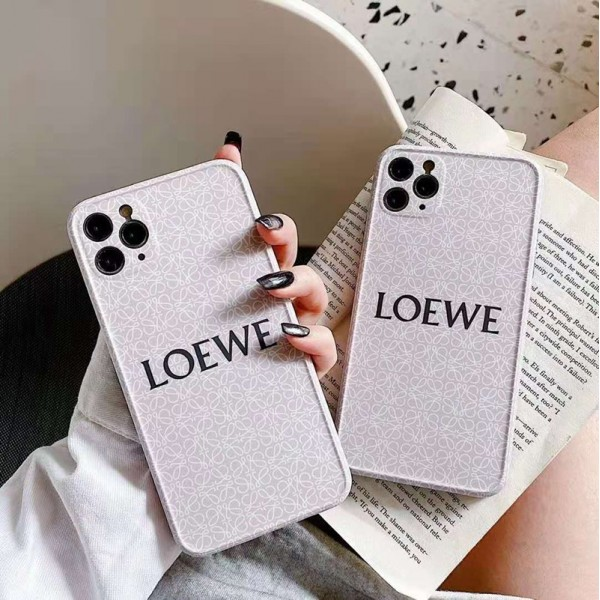 ロエベ女性向け iphone12/12pro max/12 pro/12 miniケース 個性潮 iphone x/xr/xs/xs maxケース かわいい iphone11/11pro/11pro max/8/7plusケース 安い