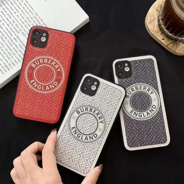 バーバリー男女兼用人気ブランドiphone12/12 pro/12 pro max/12 miniケース個性潮 iphone11/11 pro/11 pro maxケース ファッションレディースiphone xs/xr/7/8 plusケース おまけつき