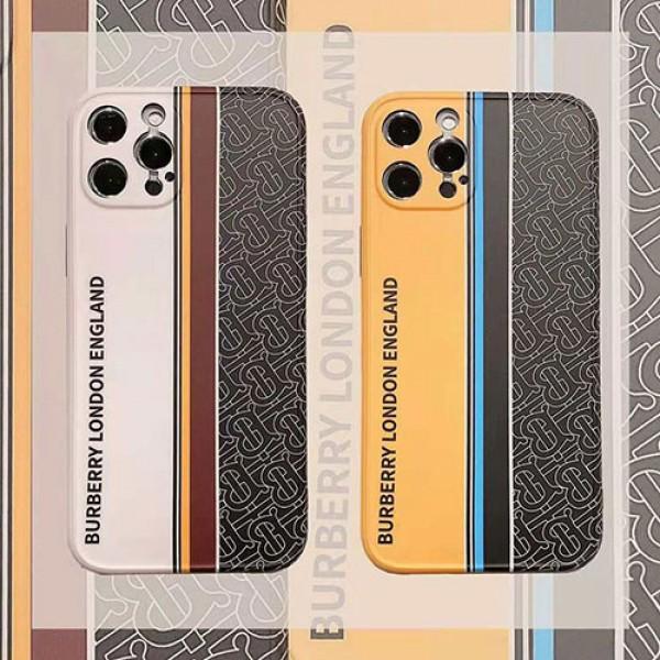 バーバリー女性向け iphone 12/12 pro max/12 pro/12 miniケース男女兼用人気 iphone11/11pro/11 pro maxケース激安iphone x/xr/xs/xs max/8/7 plusケースブランド