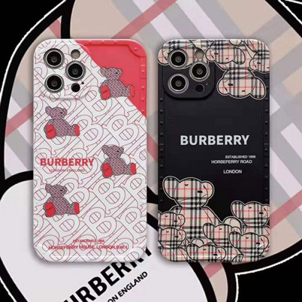 バーバリーブランド iphone12/12pro max/12 pro/12 miniケース かわいい女性向け iphone xr/xs maxケースレディース iphone xs/11/8 plusケース Burberry 激安  iphone11/11pro maxケース ブランド