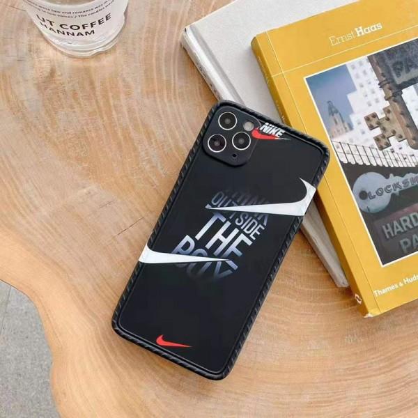 ナイキブラント経典マークiphone12/12 pro max/12 mini/12 proケーススポーツ風iphone11/11 pro maxケースファッションメンズ愛用 iphone x/xr/xs/xs maxケース安い iphone8/se2/7plusブラント