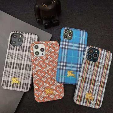 バーバリーブランドiphone12/12pro max/12mini/12proケースBurberry経典 格子縞iphone11/11pro/11pro maxケース個性 金具ロゴiphone x/xr/xs max/se2/8/7plusスマホケース