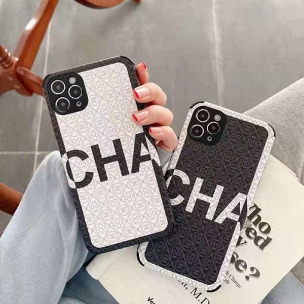 シャネルシンプルiphone12/12pro max/12mini/12proケースコピーブランド簡約ファッションiphone11/11pro/11pro maxケース韓国風iphone x/xs/xs max/8/7plusスマホケース
