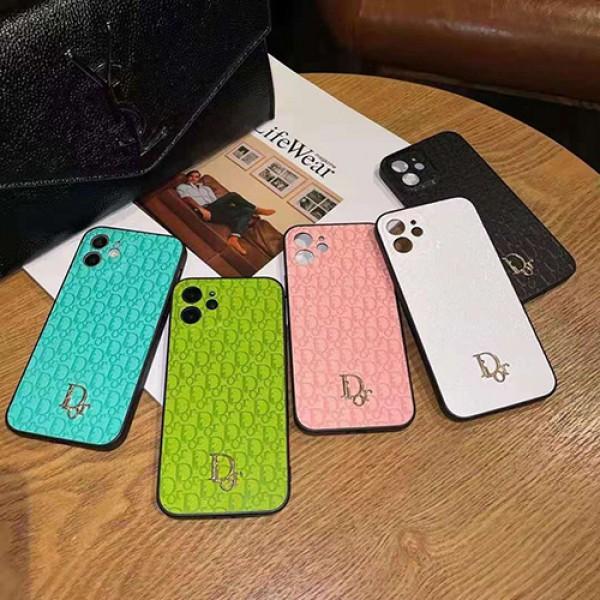 ディオールハイブランドiphone12/12pro max/12mini/12proケース男女兼用人気iphone11/11pro max/11 proケースDior定番プリントiphone x/xs/xs max/se2/8/7plusケース