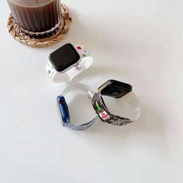 ルイヴィトンハイブランドアップル ウォッチバンドファッションアップル ウォッチ6/seストラップ個性的apple watchバンド激安