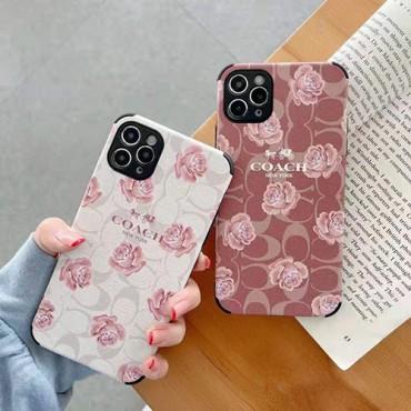 COACHブランドiphone12/12 pro max/12 mini/12 proケースコーチツバキシリーズiphone11/11 pro/11 pro maxケースレディースおしゃれiphone x/xs/xs maxケース大人気iphone se2/8/7plusケース