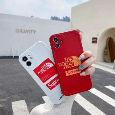 ザ·ノース·フェイスブランドiphone12/12pro max/12mini/12proケースシュプリームシンプルiphone11/11pro maxスマホケースファッション男女兼用iphone11pro max/xr/xs/8/7plusケース