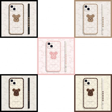 カウズブランドiphone13ケースかわいいセリーヌ豊か色ファッションiphone13mini/13pro maxケースKaws 全面保護iphone13/13pro保護ケース