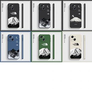 ザノースフェイスブランドiphone13/13proケース高品質ファッションiphone13pro max/12pro maxケース全面保護カメラフルカバーiphone12/12pro/12miniケース男女兼用