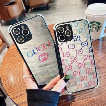 グッチブランドiphone13/13pro max/13pro/13miniケースファッション光沢感iphone12/12pro/12mini/12pro maxケースレディースメンズ人気iphone11/11pro maxケース
