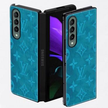 ルイヴィトンブランドGalaxy z fold3ケースおしゃれ高級感Galaxy w21ケース人気レディースメンズGalaxy z fold2/w20/f9000ケースファッション