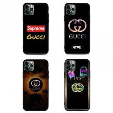 グッチ ブランドパロディ風iphone 12 /12 pro/12 mini/12 pro maxケース シュプリーム ビジネスメンズGalaxy s10/s20+/s20 ultraカバー全機種対応 HUAWEI Mate 30 Pro 5G保護ケースブランド