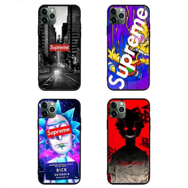 シュプリームストリート風 iphone12/12 pro/11/11pro maxケースファッション韓国風  Galaxy s10/s20+/s20 ultraケース 個性潮 iphone x/xr/xs/xs maxケース  supreme風 HUAWEI Mate 30 Pro 5Gケースブラント