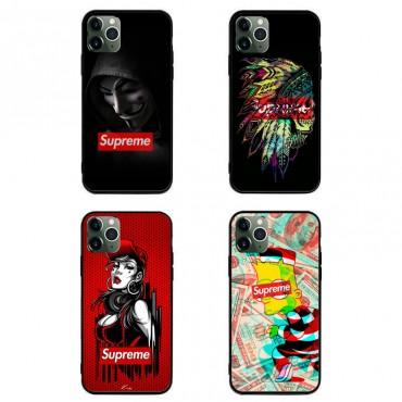 シュプリームブランド iphone12/12 pro/11/11pro maxケース メンズ個性潮 iphone x/xr/xs/xs maxケース ファッションins風  Galaxy s10/s20+/s20 ultraケース 男女兼用人気HUAWEI Mate 30 Pro 5Gケースブラント