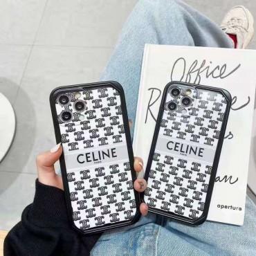 セリーヌ ブランド iphone12/12pro max/12 pro/12miniケース かわいい個性潮 iphone x/xr/xs/xs maxケース ファッションins風iphone 11/11pro/11 pro maxケースブランドLINEで簡単にご注文可アイフォン12カバー