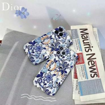 ディオール 人気ブランド iphone 12/12 pro/12 pro maxケース 花柄 セレブ愛用 iphone11/11pro maxケース  ins風 個性 iphone x/xr/xs/xs maxケース かわいい ファッション
