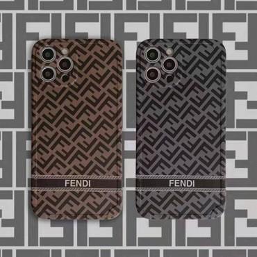 フェンデイブランド iphone12/12pro max/12 pro/12miniケース FFモノグラムロゴ iphone 11/11pro/11 pro maxケース ファッションins風iphone x/xr/xs/xs maxケースiphone8/se2/7plusカバー オシャレ高級ブランド