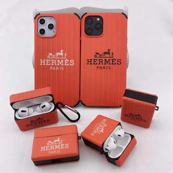 エルメス ブランド iphone12/12mini/12pro maxケース かわいいairpods pro 1/2ケース個性潮 iphone x/xr/xs/xs maxケース ファッションins風 iphone11/11 pro maxケースレディースおしゃれiphone 7/8 plus/se2ケースブラント