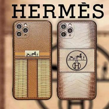 エルメス ブランドiphone 12 /12 pro/12 mini/12 pro maxケース 個性 潮流iphone11/11pro/11pro maxケースオシャレ人気レザー iphone x/xs/xr/xs maxケースビジネス風iphone se2/8/7plusケース