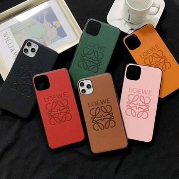 ロエベ  ブランドIphone 12 Mini/12 Pro/12 Pro Max/12ケース男女兼用人気ブランドiPhone 11/11 pro/11 pro maxケース LINEで簡単にご注文可iphone xs/x/xs max/8/7/SE2スマホケース ブランド