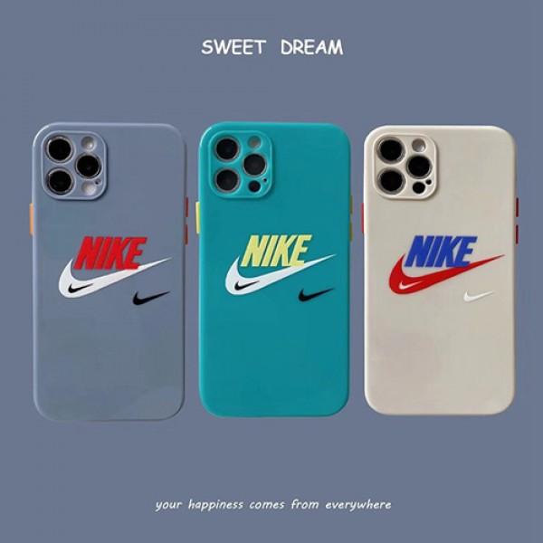 ナイキ ブランド男女兼用人気iphone12/12 pro/12 miniケース 経典 メンズ個性潮 iphone x/xr/xs/xs maxケース ファッションシンプルIphone xr/11/11pro maxケース 大人気 iphone x/8/7 plusケース