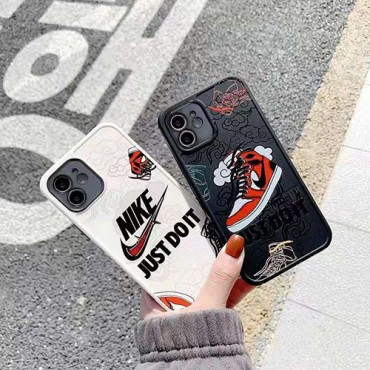 ナイキ ブランドJUST DOIT iphone 12 /12 pro/12 mini/12 pro maxケーススポーツ風Nike iphone11/11pro/11pro maxケースファッション iphone x/xs/xr/xs maxケース個性 潮流