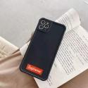 シュプリームiphone 12 mini/12 pro/12 pro maxケース ファッション セレブ愛用iphone11/11pro maxケースコピーカバー簡約iphone xr/xs maxケースシンプルアイフォン x/8/7 plusケース ファッション個性