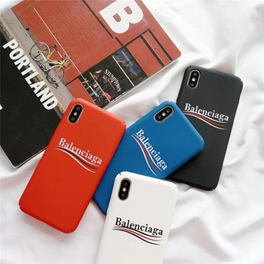 バレンシアガ ブランドHUAWEI Mate 30 Pro 5G保護ケースファッションでシンプルGalaxy s10/s20+/s20 ultraケース男女兼用人気ブランドiPhone 12/12 pro/12pro maxケース高級 人気