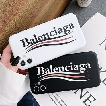 バレンシアガ ブランドiphone 12/12 pro/12 max/12 pro maxケース ファッション個性潮iphone x/xr/xs/xs maxケース新品可愛いiphone11/11 pro/11 pro maxケース