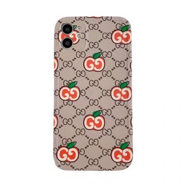 可愛い Gucci iphone12/11pro max/se2ケース 面白い インスタグラム風  芸能人 在庫あり 個性 全機種対応 男女対応 グッチ アイフォンx/xs/xr/8/7カバー 耐衝撃 激安 送料無料 持ち便利