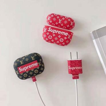 ファッション 人気   シュプリーム (superme)ルイヴィトン(LV) airpods pro1/2ケース 頑丈  韓国 メンズ レデイーズ かわいい 耐衝撃 高級 送料無料 激安 エアーポッズ プロ1/2ケース