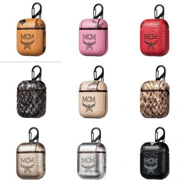 エムシーエム AirPods pro1/2ケース ブランド 韓国 高級 ファッション人気  激安 MCM エアーポッズ ケースプロ1/2ケース インスタグラム風  カジュアル プロ人気  激安  送料無料