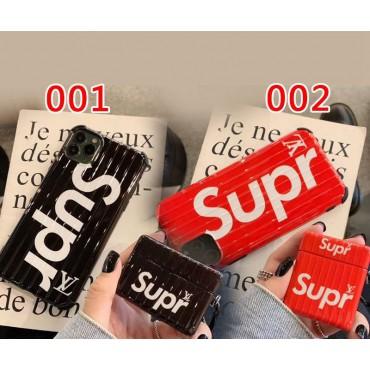 シュプリーム( supreme ) iphone12/11 pro/11 pro max/se2  AirPods pro1/2ケース  ルイヴィトン(lv)エアーポッズ ケースプロ1/2ケース  ブランド おしゃれ アイフォンx/xs/xr/8/7カバーカバー メンズ レデイーズ 芸能人