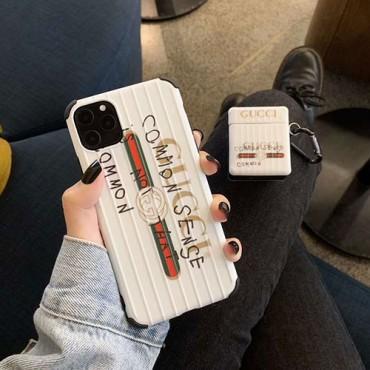 グッチ iphone12/11 pro/11 pro max/se2ケース 人気  おしゃれ  ブランド キラキラロゴ gucci アイフォンx/xs/xr/8/7カバー エアーポッズ 1/2ケース プロ 芸能人 名人  韓国 高級 TPU メンズ レデイーズ