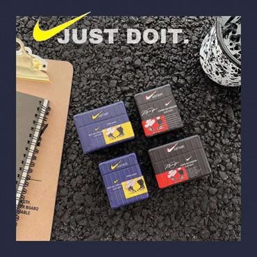 Nike Airpods Pro 1/2ケース ブランド ナイキ 韓国 充電 ファッション ナイキエアーポッス1/2ケース TPU メンズ レデイーズ  スポーツ風 人気 個性 送料無料 激安   インスタグラム風