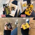 off-white iphone12/11 pro/11 pro max/se2ケース airpodspro1/2ケース 個性潮流  カップル TPU 男女兼用 オーフホワイト アイフォンx/xs/xr/8/7カバー エアーポッズ 1/2ケース 充電  ファッション 大人気 ブランド