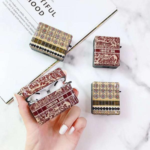 Dior airpods pro1/2ケース 個性潮 充電 ブランド 人気  ディオール エアーポッズ ケースプロ1/2ケース 送料無料 高级風 激安 メンズ レデイーズ  激安 INS風 ファッション 簡単 おすすめ