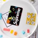 2020年新品 シュプリームIPad Air 4 10.8inch/IPad 8 10.2インチ ブランドケース 激安 おしゃれ Supreme 第4世代 三つ折カバー レザー スリム 手帳型ケース 韓国 メンズ レデイーズ  コピー  パロディ