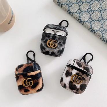 パロディマスク グッチ エアーポッッズ プロケース ファッション 激安 韓国 airpods1/2 proケース 全機種対応 男女対応 ブランド 高級 コピー インスタグラム風 カラビナ付き TPU スーツケース型