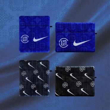 運動風 韓国 Nike エアーポッッズ プロ1/2ケース ブランド 耐衝撃 防塵 通販 ユニーク 持ち便利 ナイキairpodspro ケース メンズ レデイーズ  学生 ファッション